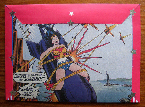 Wonder Woman, Suffering Sappho