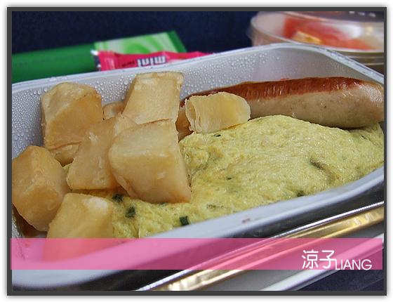 國泰航空 飛機餐06
