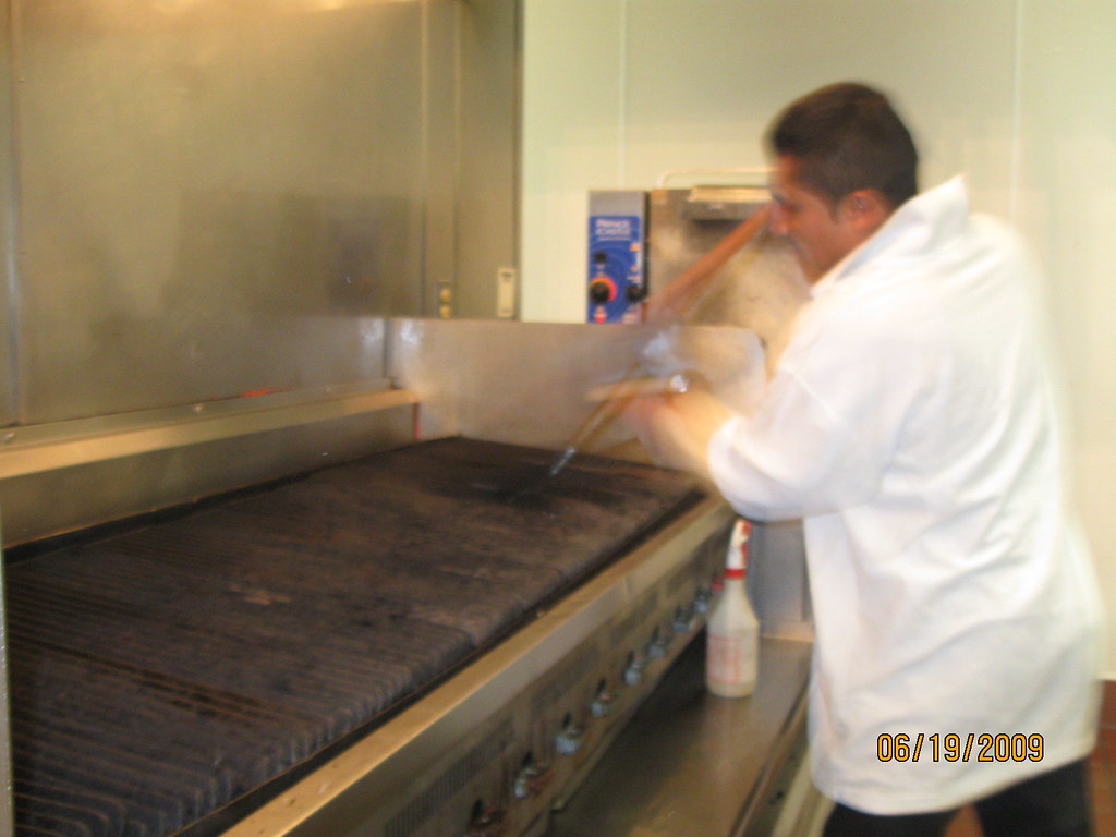 Restaurant Cleaning Outsourced