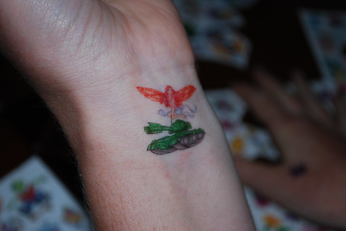 Panther Thumb Tattoos | Flickr - Photo Sharing!