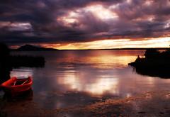 DSC_10185 (smorgasbords) Tags: sunset iceland myvatn