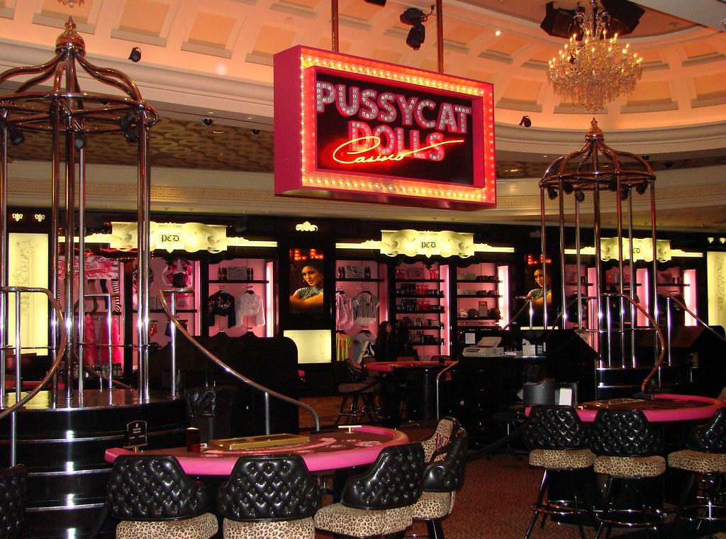 Pussycat Dolls  Casino @ Ceasars Palace Hotel & Casino