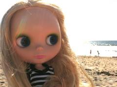Spec at the Beach