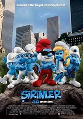 Şirinler - The Smurfs (2011)