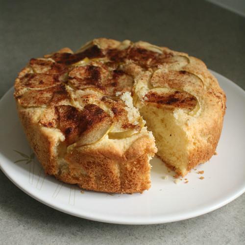 Gluten Free Apple Tea Cake - gluten free, wheat free ...