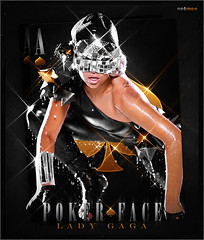 Lady gaga - Poker face (netmen!) Tags: face lady fame poker gaga blend the netmen