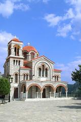 Greek Orthodox Church (christiangregory) Tags: mountains church greek nikon delphi greece orthodox delfi