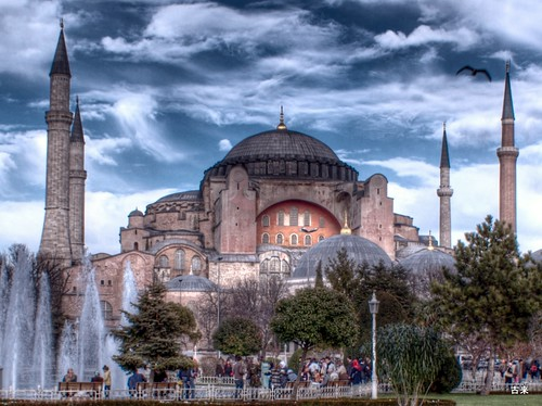 Hagia Sophia. Photo koray, 古来