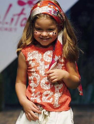 Moda para niñas de Nolita