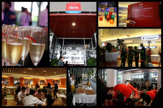 ibis Singapore (Bencoolen) Official Opening