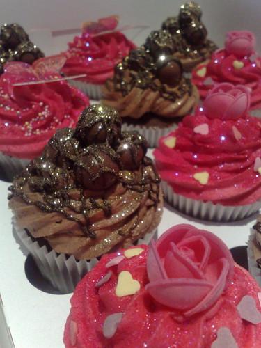Parklife Cupcakes Worthing Sussex