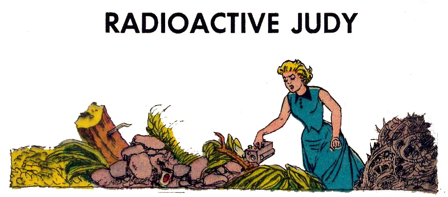 A Date With Judy #57 - Radioactive Judy (Feb - March 1957