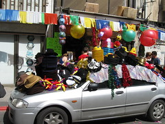 Purim Car
