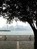 One Hazy Morning at Victoria Harbor #1 (imogen_ph) Tags: hongkong victoriaharbor