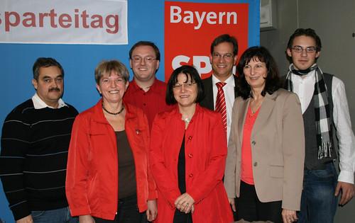 2009-01-24 | SPD-Bezirksparteitag 2009 in Landau a.d. Isar