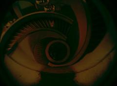 ((4!)-23) Tags: eye stairs ojo manizales mio escaleras multicentro análoga