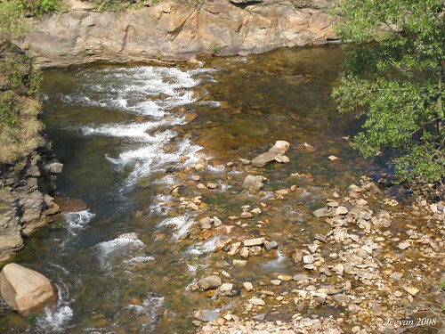 Pebble stream Nirar