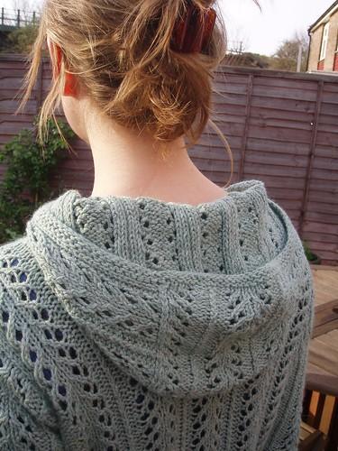 Knitted Hooded Sweater Pattern : felinity knits
