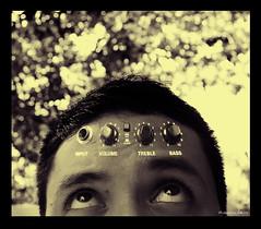 Sound Mind (maraculio) Tags: art self bass bokeh monday input treble soundtrip volume mindset artphotography conceptualphotography soundmind maraculio scattifotografici marklavapie