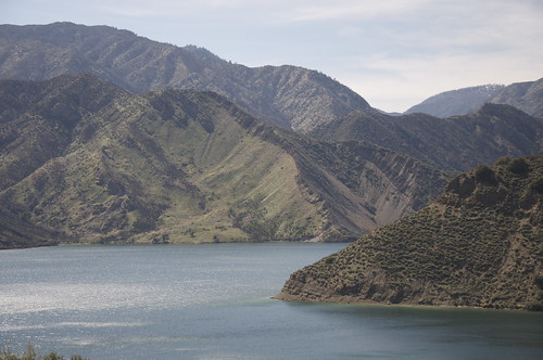 There is loads of our water in Pyramid Lake. And Angelinos are also getting hydroelectric power from our water.