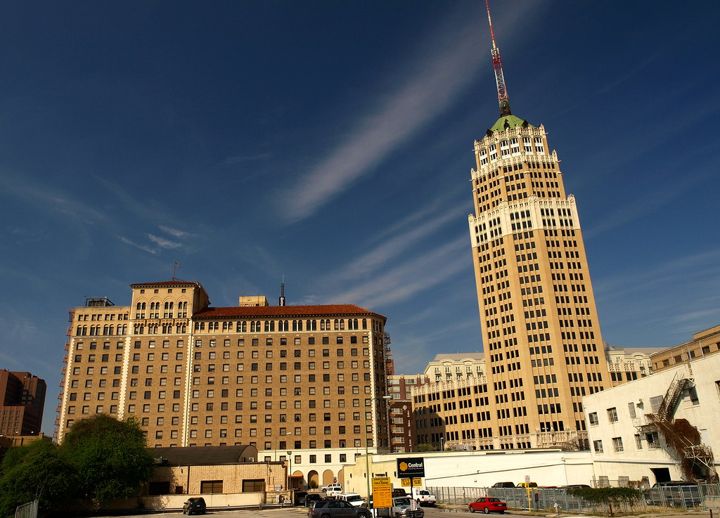 Plaza Hotel & Smith Young Tower