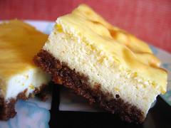 Mikan Cheesecake