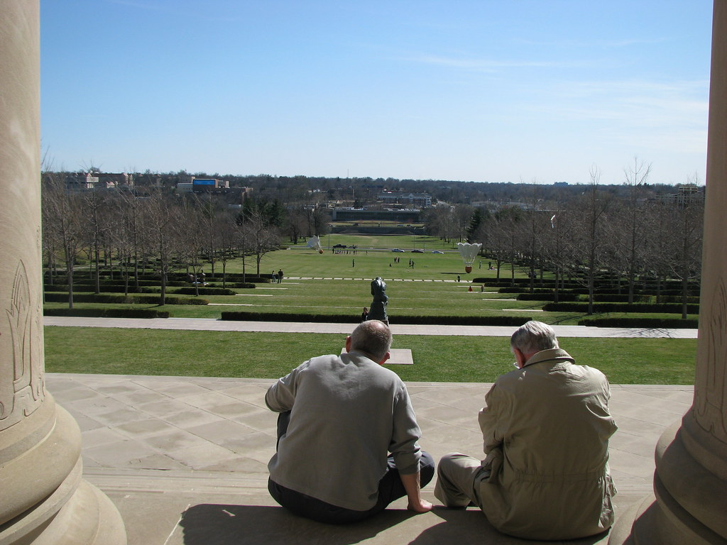 THE LONG LAWN OF NELSON GALLERY KCMO: or where does the bail-out really begin?