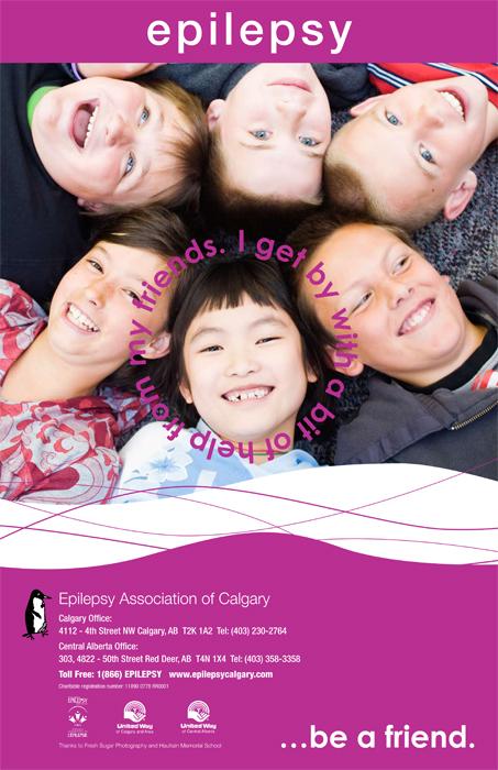 Calgary Epilepsy poster