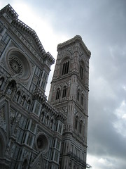 """Campanilla and front of Duomo • <a style=""""font-size:0.8em;"""" href=""""http://www.flickr.com/photos/36178200@N05/3387543311/"""" target=""""_blank"""">View on Flickr</a>"""
