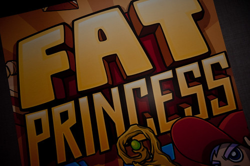 Fat Princess - PlayStation.Blog Meet-Up