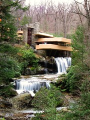 Fallingwater (Sleepy Panda) Tags: architecture waterfall pennsylvania pa fallingwater