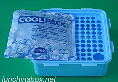 Lock & Lock cool pack container