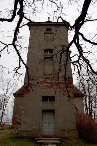 Kirche Ruhlsdorf Turm