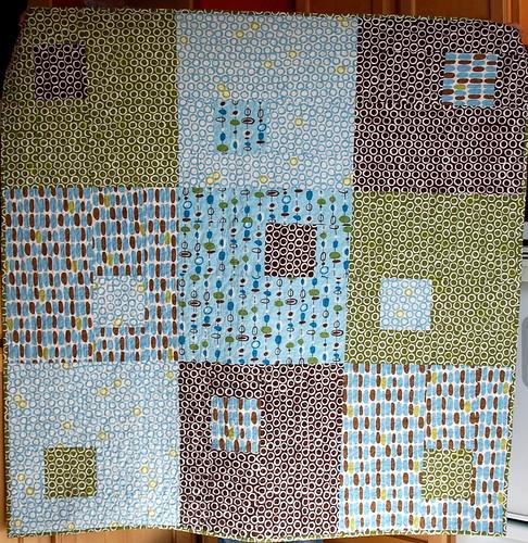 Squares Askew - front