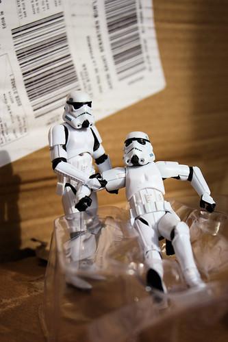 Unboxing a partner