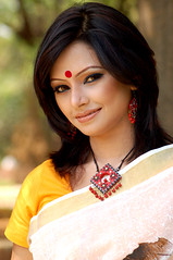 JERIN (masud ananda) Tags: girls people girl lady asian women desi sari bangladesh bengali bangladeshi