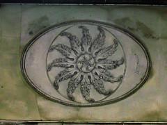 eye (stevefaeembra) Tags: sculpture eye church grey edinburgh carving relief ellipse guessed georgestreet oval whereedin standrewsandstgeorges infinitemonkeywon