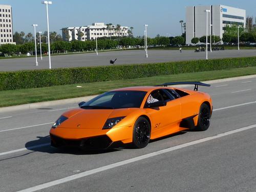 Lamborghini LP 670-4 SV.