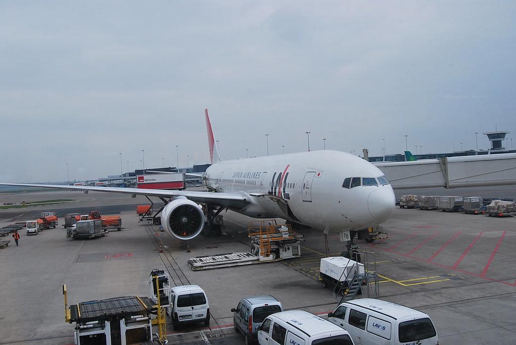 Boeing 777-200/300 de Japan Airlines