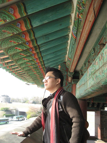 At Hwaseong (Suwon Fortress)
