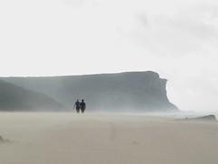 The Quiet Beach (Prue -) Tags: ocean sea beach sand tide sydney australia garie