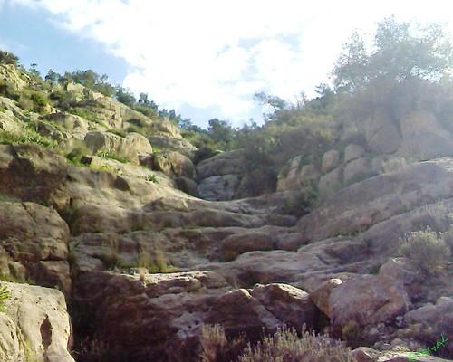 Oued Wartas ورطاس جبال بني يزناسن