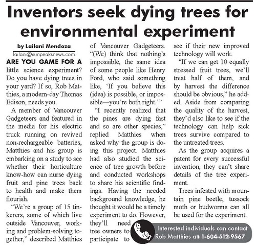 articles on environment