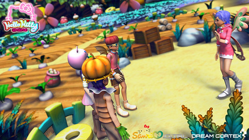 Hello Kitty Online Adventure. Hello Kitty Online (HKO) 2009 Trailer Screen Shot 14