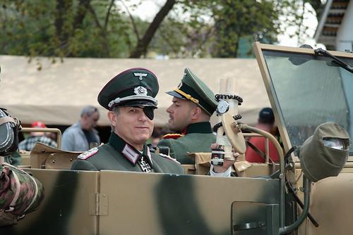Colonel Claus von Stauffenberg