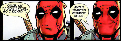 deadpool quote