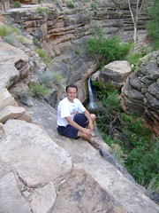Tapeats Narrows - Grand Canyon (wahoo25) Tags: fall water angel photo bright photos grand canyon narrows tapeats