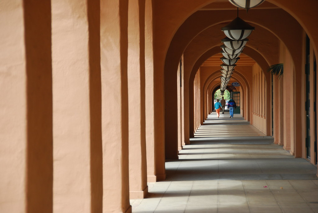 Liberty Station Corridor