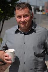 Steve Cardno, City of London bike planner-1