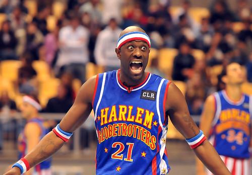 globetrotters special k. SPECIAL K - Showman dos Harlem